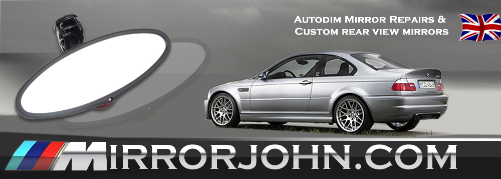Mirrorjohn Com Bmw M3 E46 Amp M5 E39 Autodim Rear View